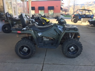 Polaris Sportsman 570 For Sale Pic 1