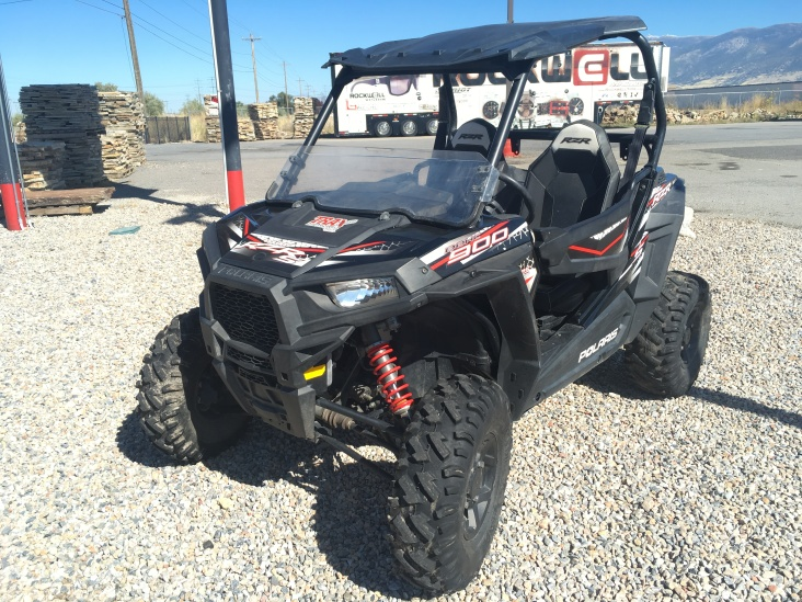Polaris RZR S 900 For Sale pic 4