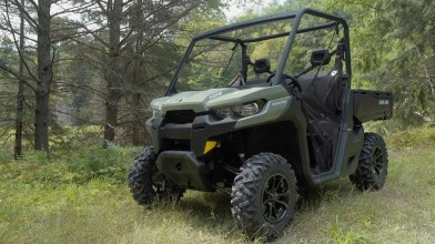 2018 Can-Am Defender HD8 2