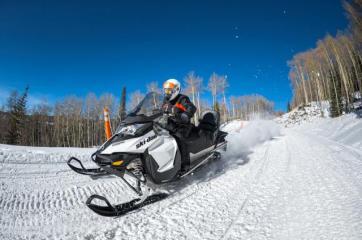 2018 Ski Doo Expedition 550F 2