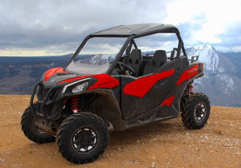 2018 Two-Seater Can-Am Maverick Trail 1000 2