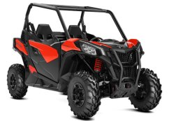 2018 Two-Seater Can-Am Maverick Trail 1000 4