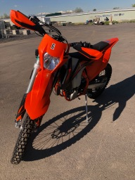2019 KTM 500 EXC-F